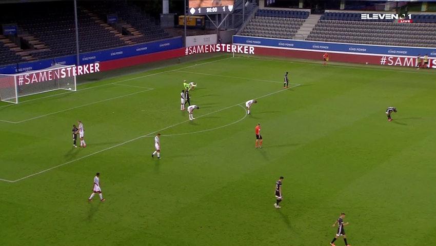 Samenvatting OH Leuven vs. KAS Eupen