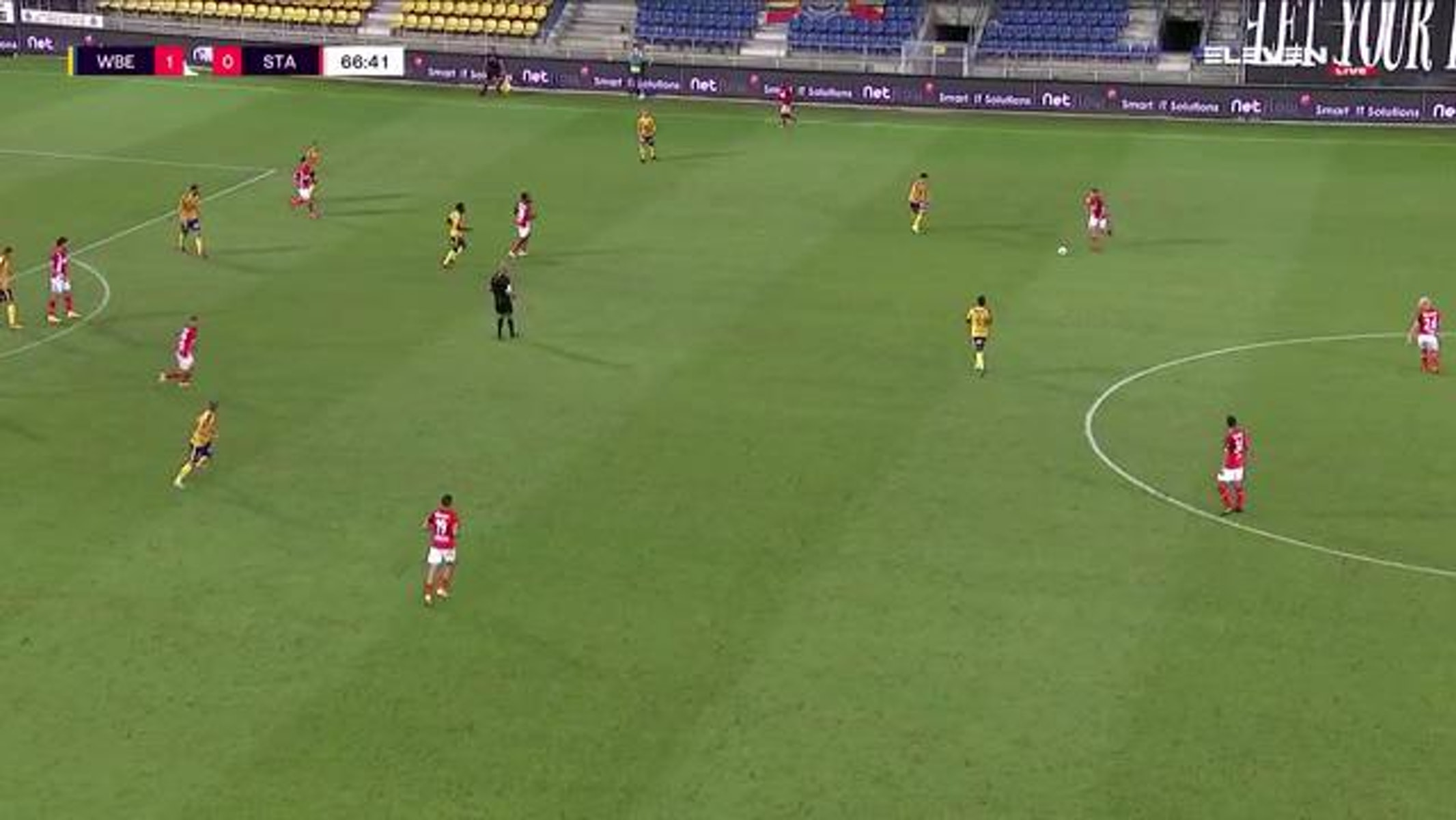 Doelpunt Selim Amallah (Waasland-Beveren vs. Standard de Liège)