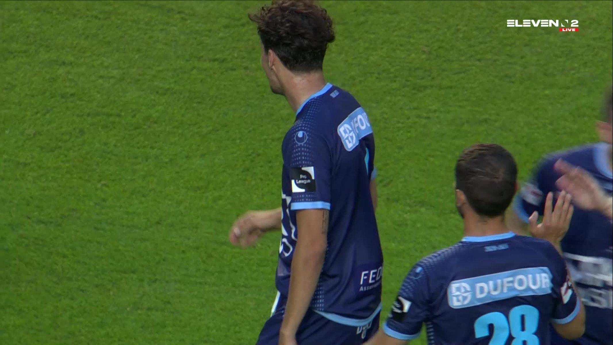 Samenvatting Royal Antwerp FC vs. Royal Excel Mouscron