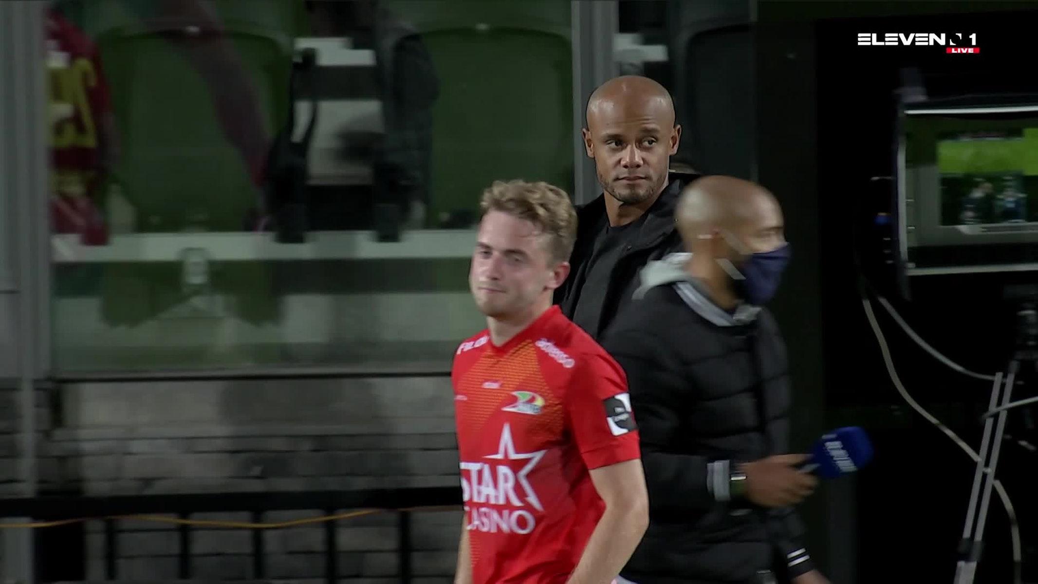 Samenvatting KV Oostende vs. RSC Anderlecht