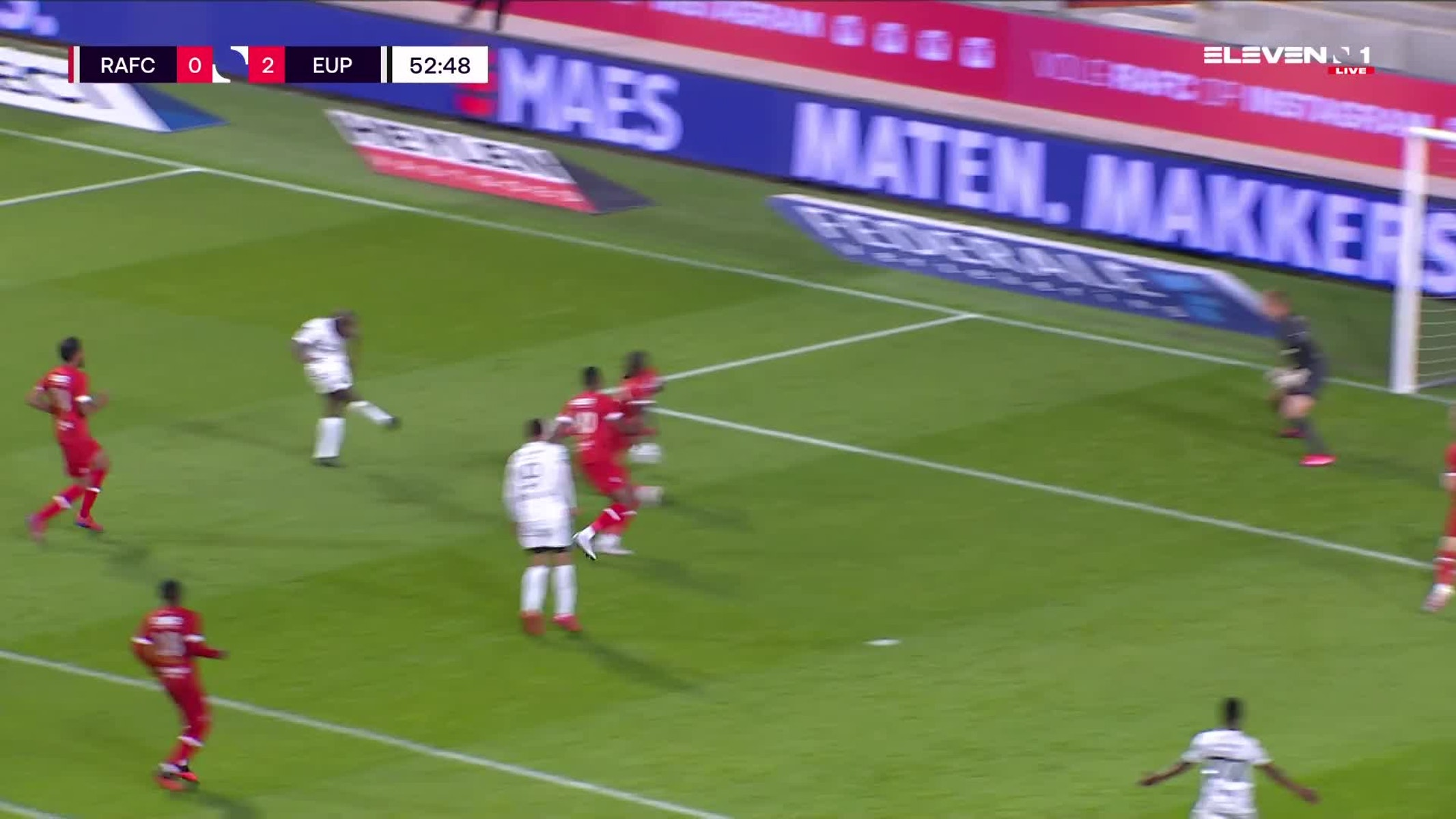 Doelpunt Knowledge Musona (Royal Antwerp FC vs.  KAS Eupen)