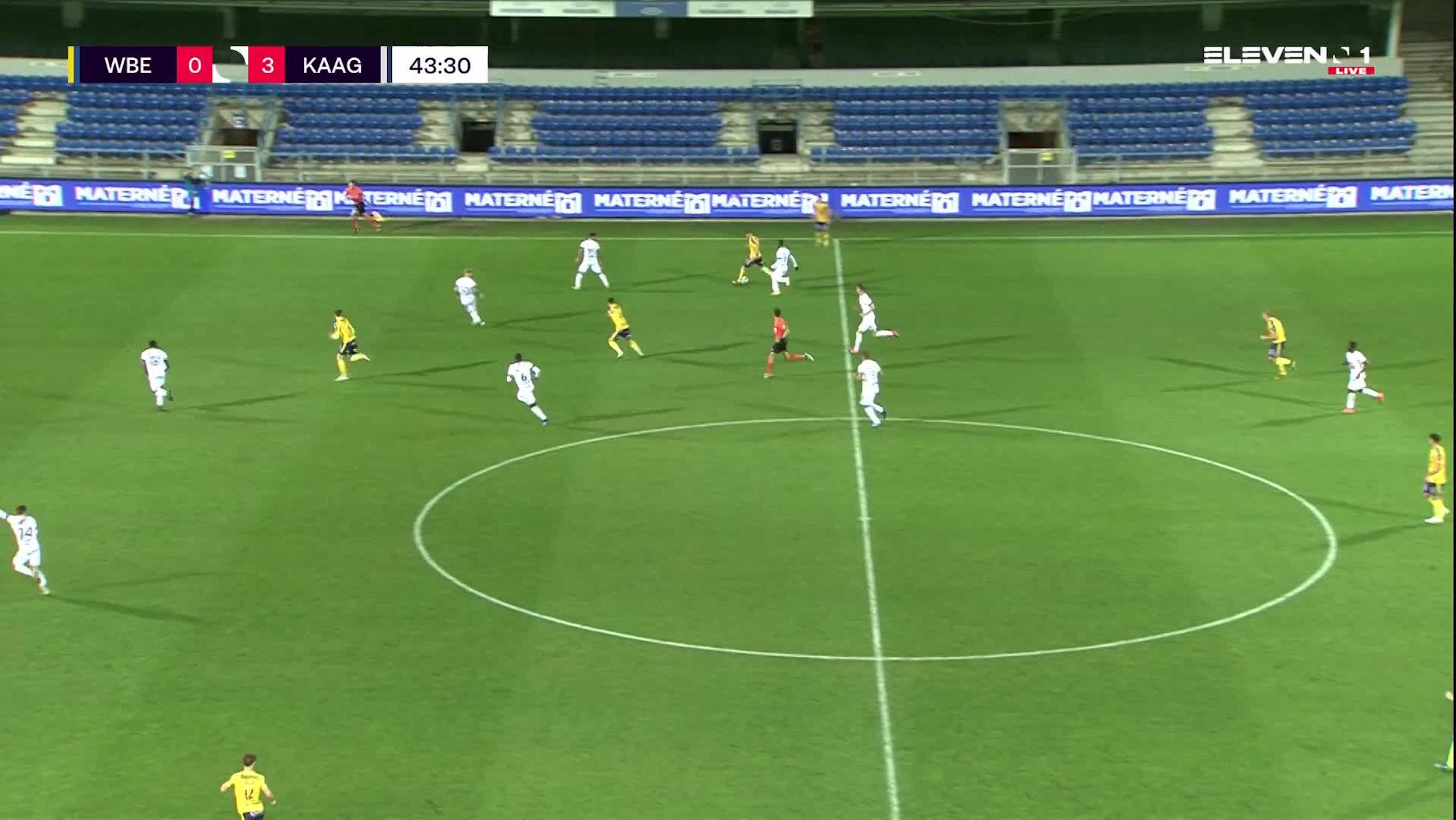 But Roman Yaremchuk (Waasland-Beveren vs. KAA Gent)