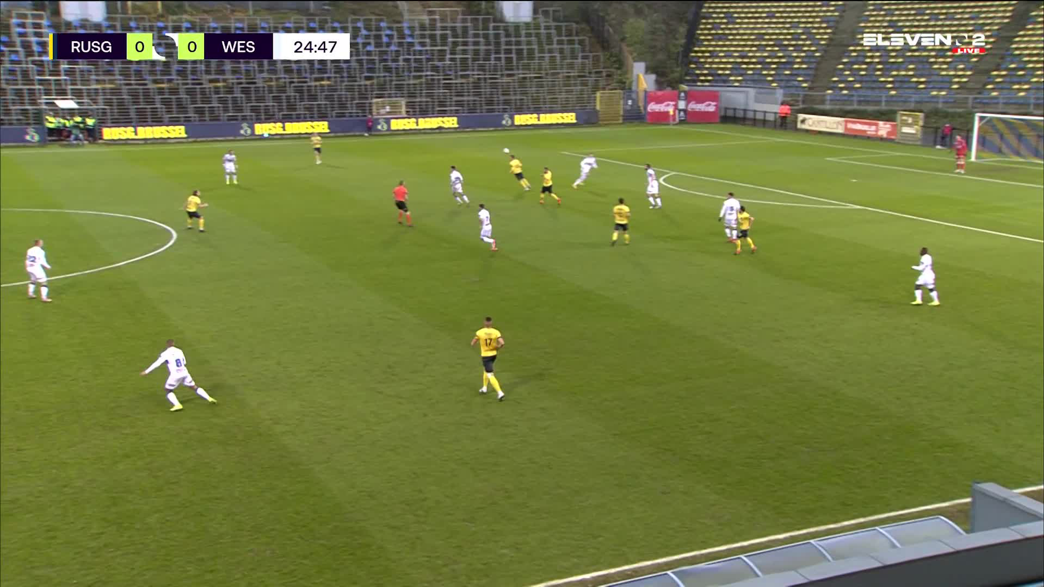 But Atabey Cicek (Royale Union Saint-Gilloise vs. KVC Westerlo)