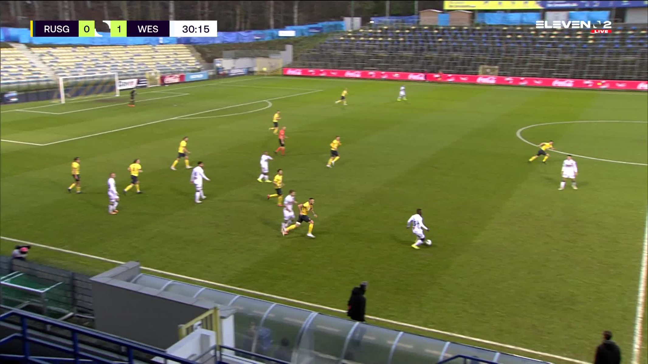 But Deniz Undav (Royale Union Saint-Gilloise vs. KVC Westerlo)
