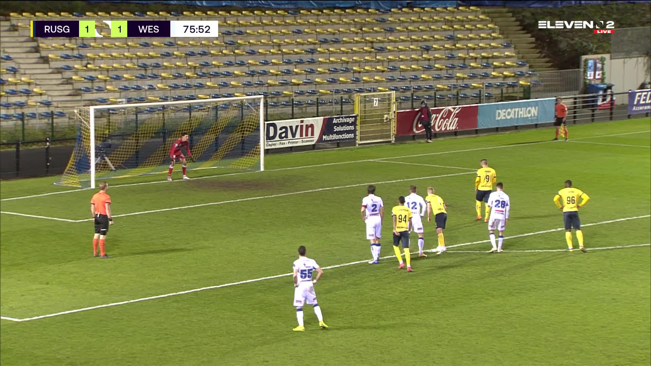 Deniz Undav Penalty vs. KVC Westerlo