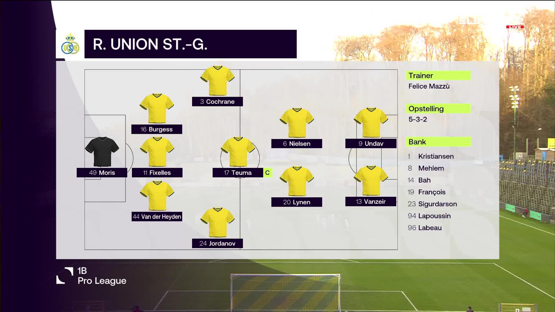 Samenvatting Royale Union Saint-Gilloise vs. KVC Westerlo
