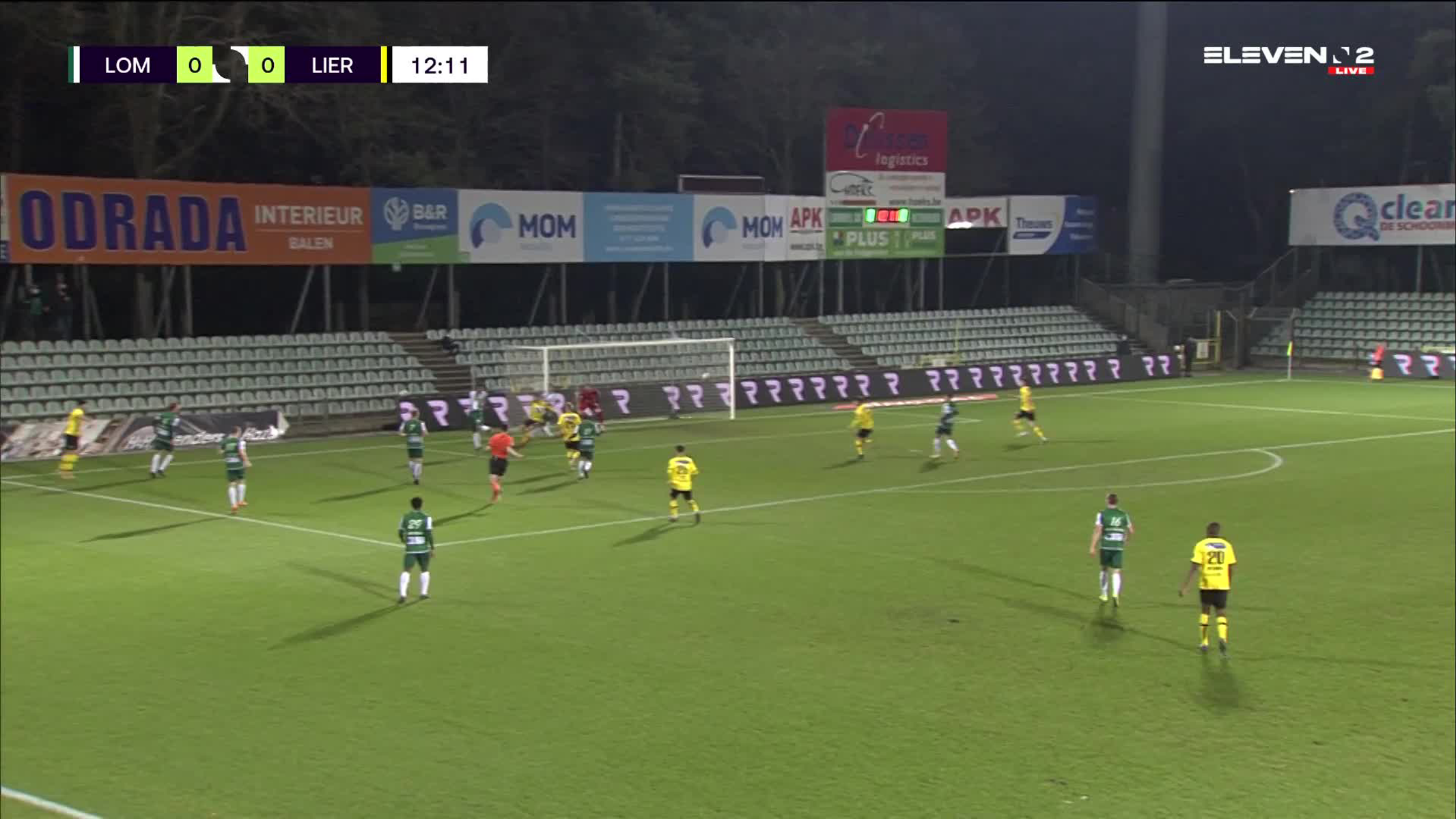 But Yentl Van Genechten (Lommel SK vs. Lierse K)