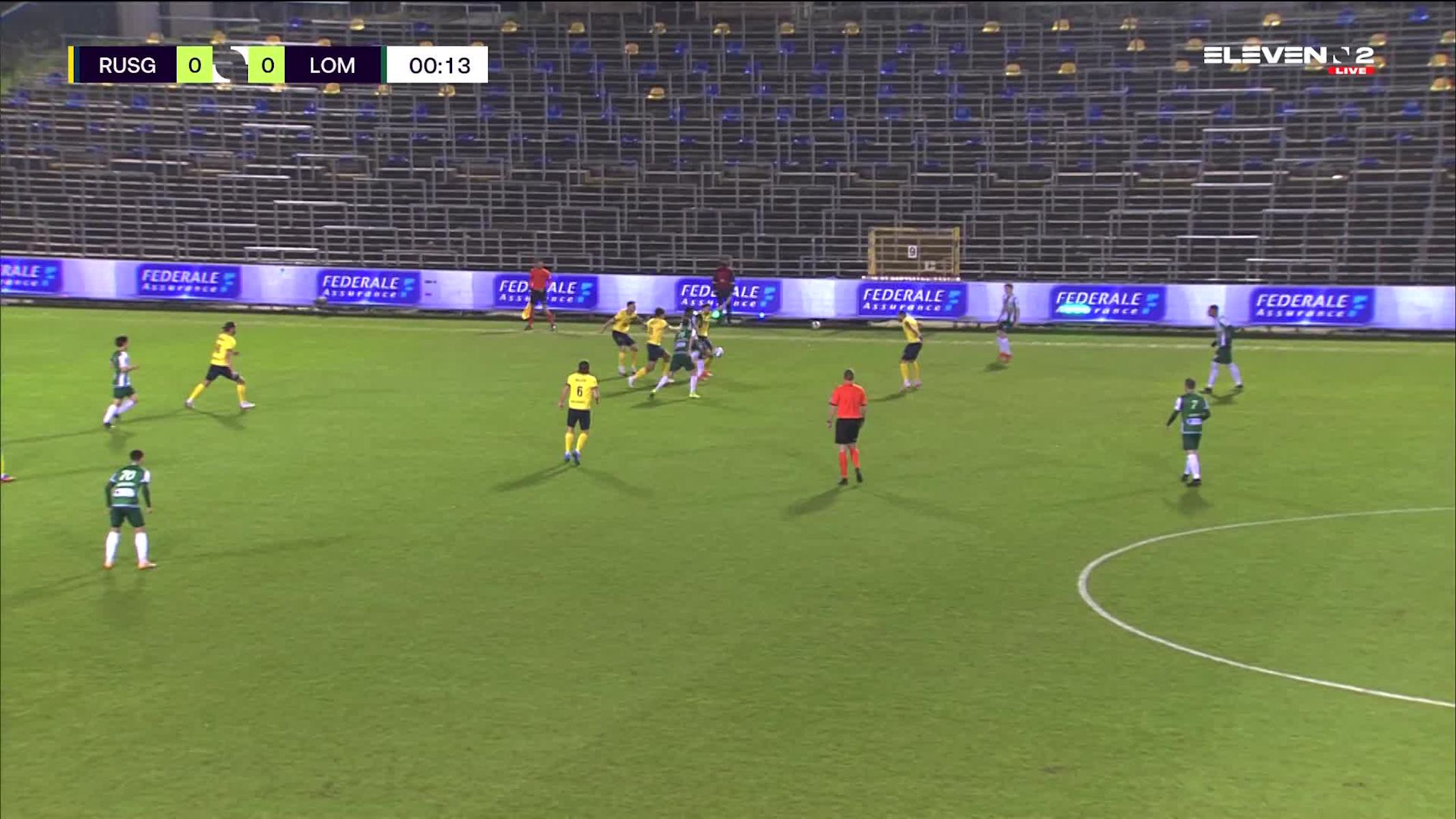 But Arno Verschueren (Royale Union Saint-Gilloise vs. Lommel SK)