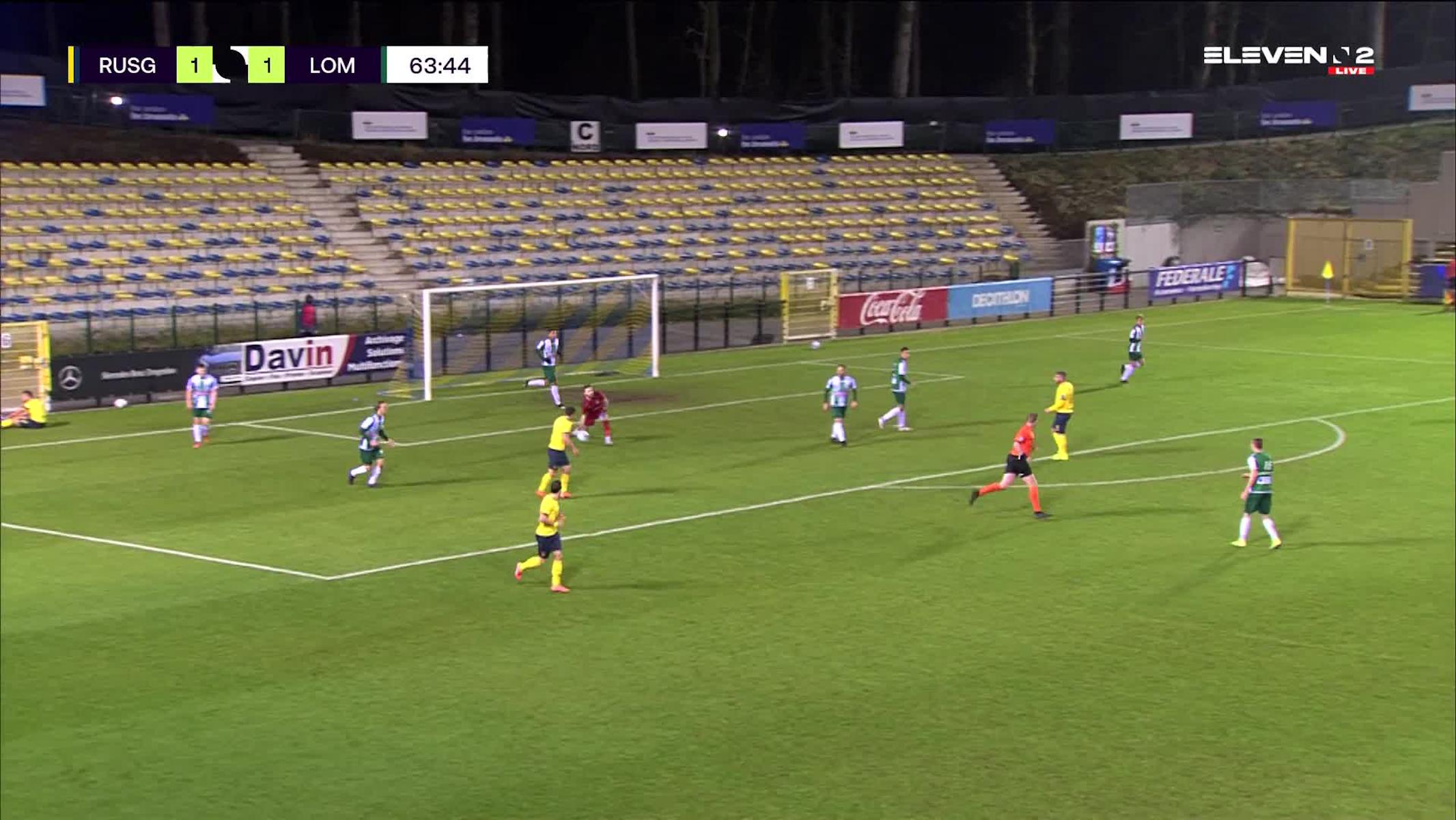 But Marlos Moreno (Royale Union Saint-Gilloise vs. Lommel SK)