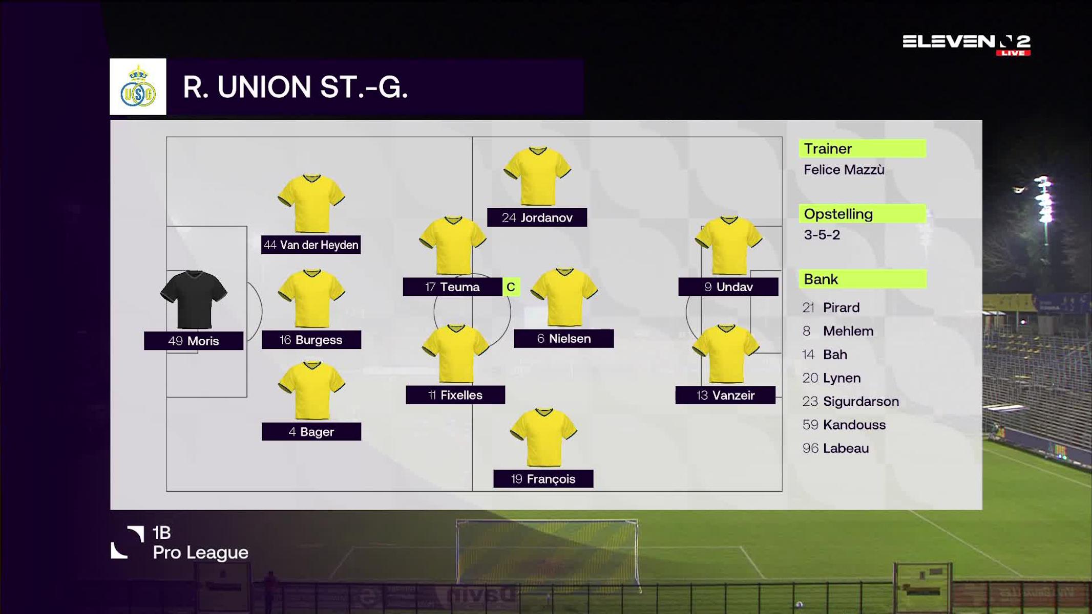 Samenvatting Royale Union Saint-Gilloise vs. Lommel SK