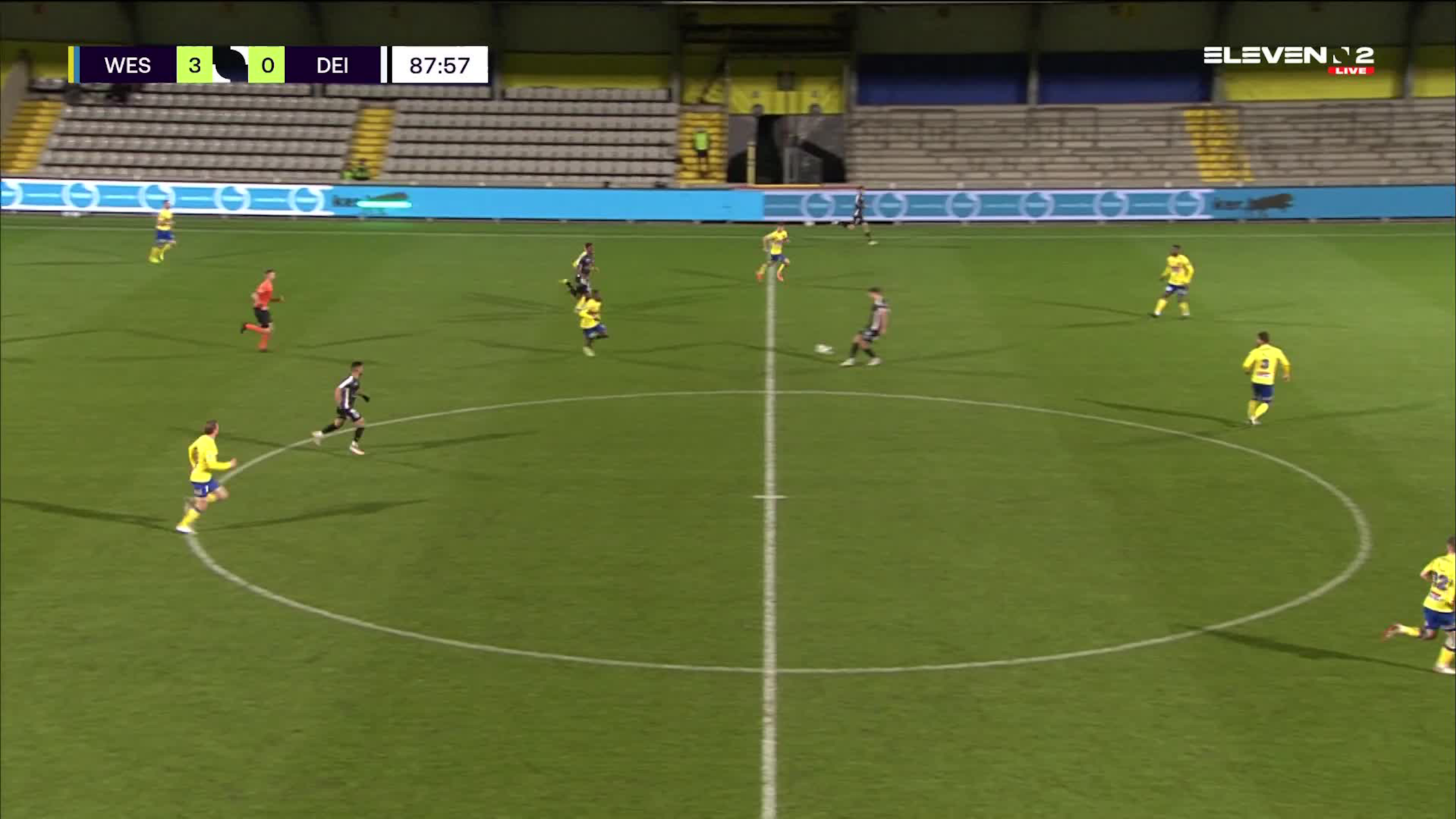But Atabey Cicek (KVC Westerlo vs. KMSK Deinze)