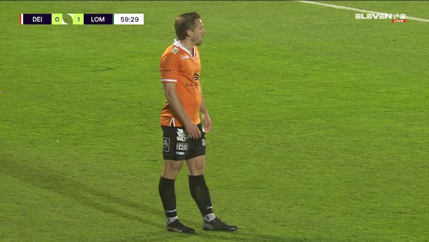 Doelpunt Mehdi Tarfi (KMSK Deinze vs. Lommel SK)