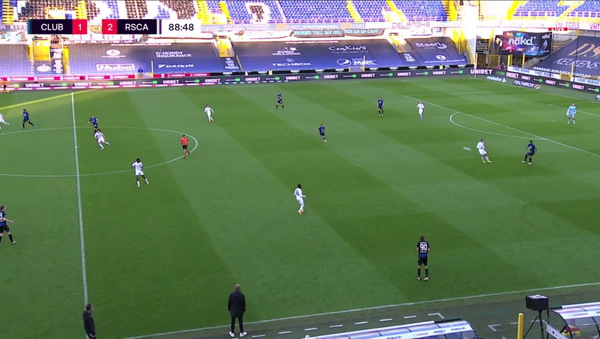 But Bas Dost (Club Brugge vs. RSC Anderlecht)