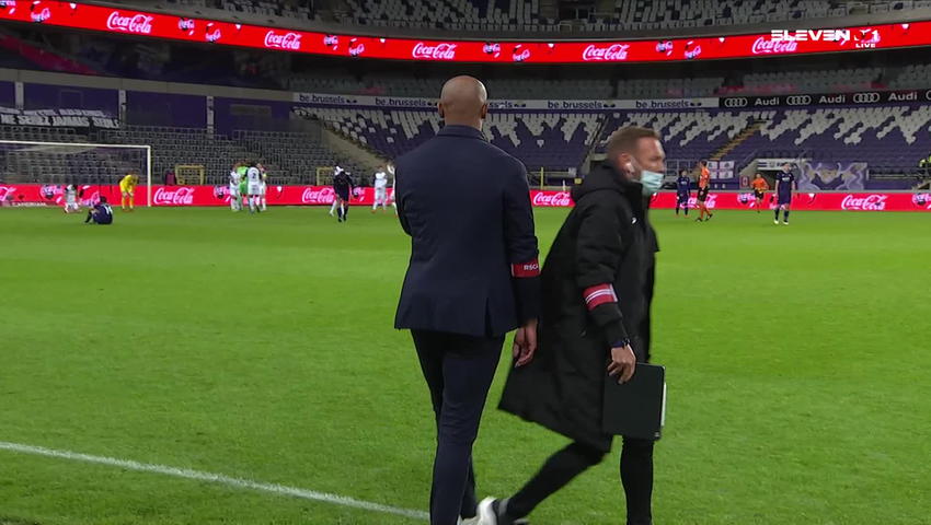 Samenvatting RSC Anderlecht vs. KRC Genk