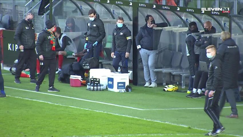 Résumé KV Oostende vs. KV Mechelen