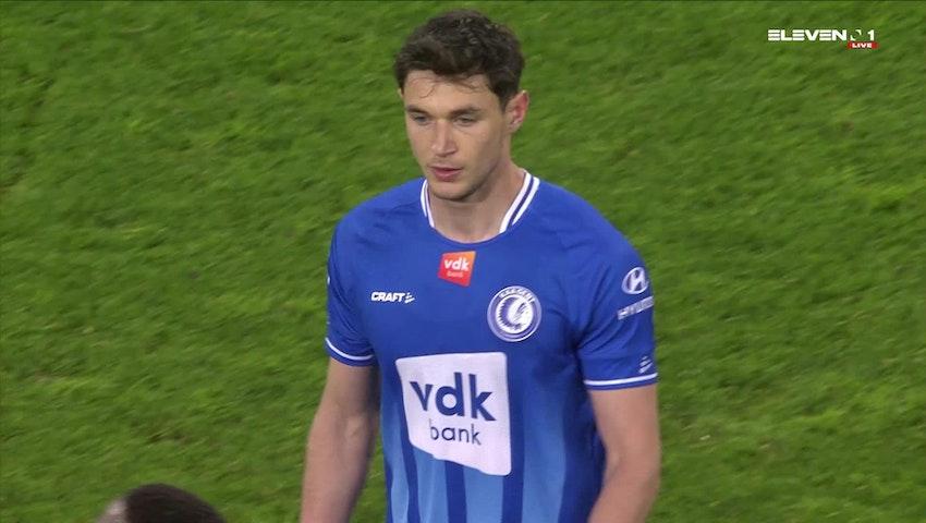Résumé KAA Gent vs. Standard de Liège