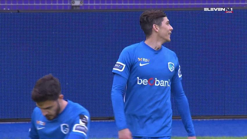 Résumé KRC Genk vs. Royal Antwerp FC