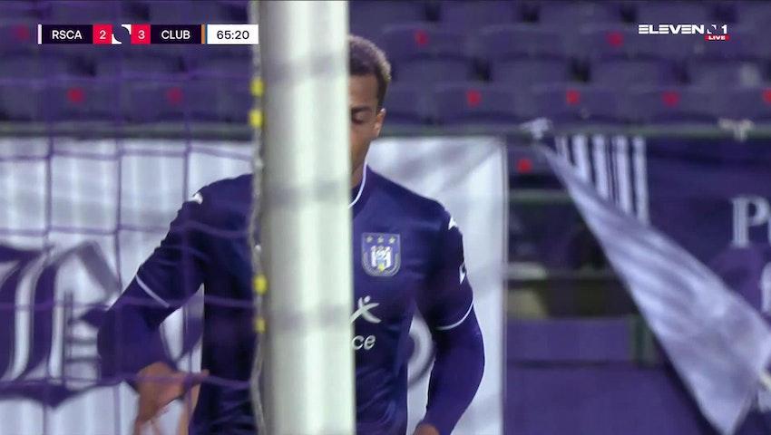 But Lukas Nmecha (RSC Anderlecht vs. Club Brugge)