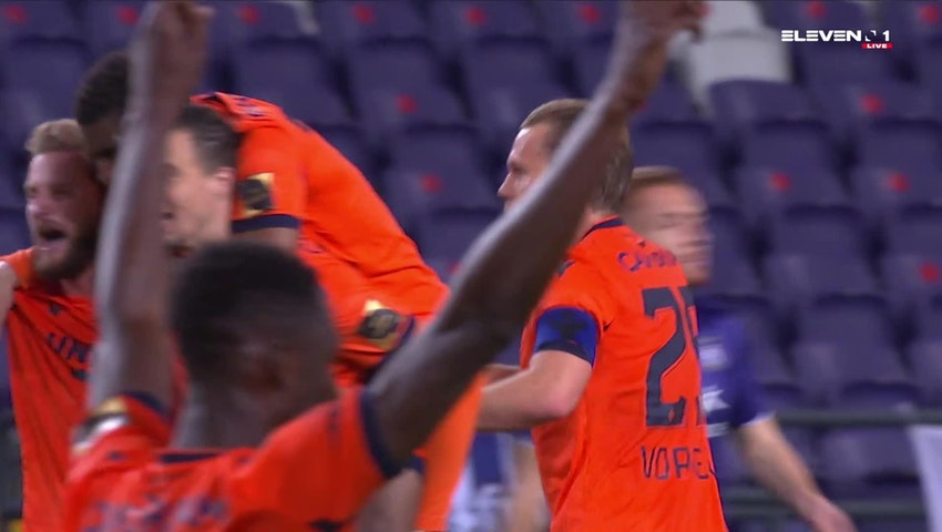 Samenvatting RSC Anderlecht vs. Club Brugge