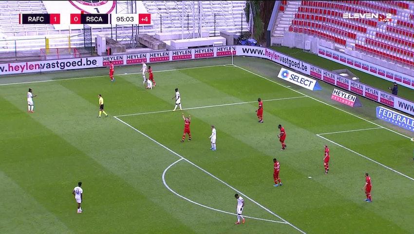 Résumé Royal Antwerp FC vs. RSC Anderlecht