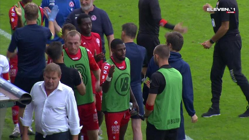 Samenvatting KV Kortrijk vs. RFC Seraing