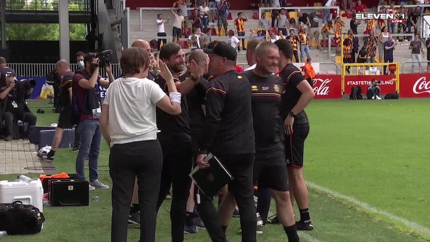 Samenvatting KV Mechelen vs. Royal Antwerp FC