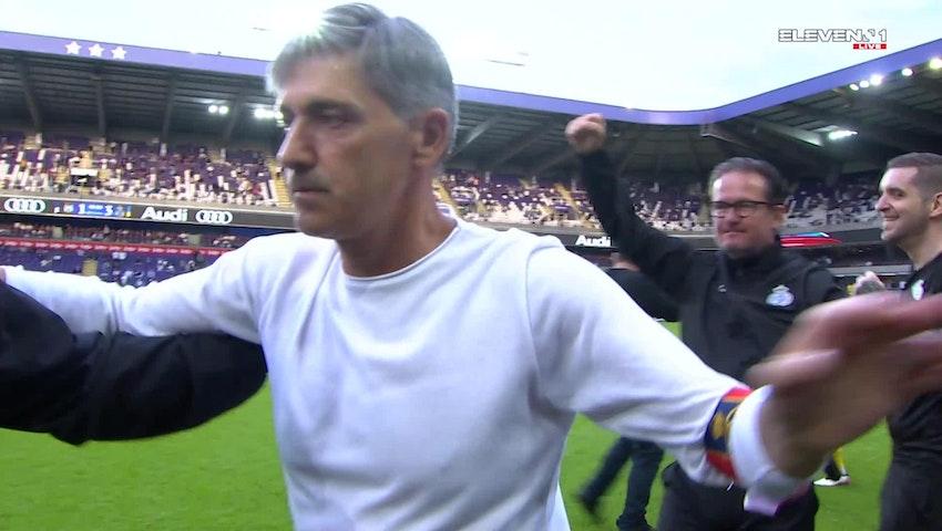 Samenvatting RSC Anderlecht vs. Union Saint-Gilloise