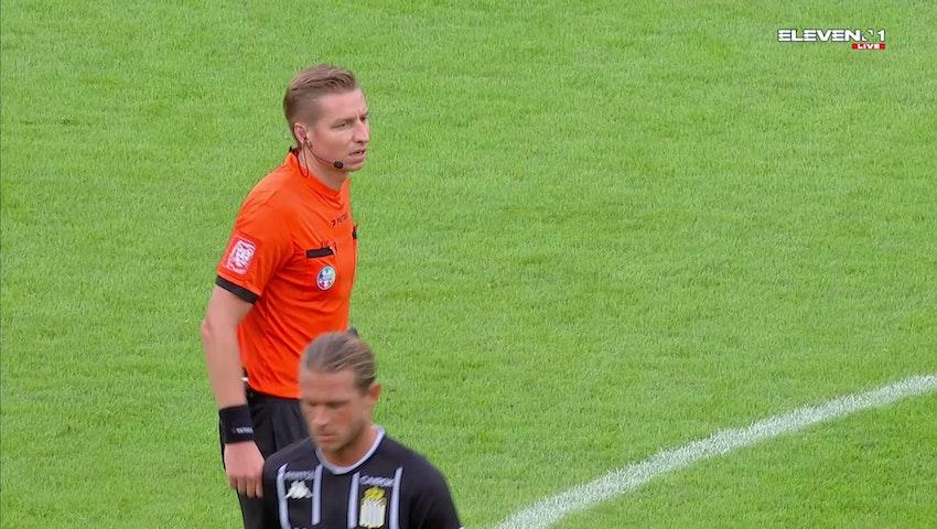 Samenvatting Sporting Charleroi vs. STVV