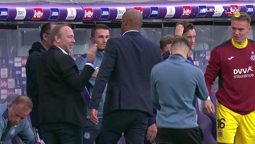Samenvatting RSC Anderlecht vs. RFC Seraing