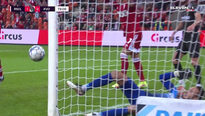 But Selim Amallah (Standard de Liège vs. KV Oostende)