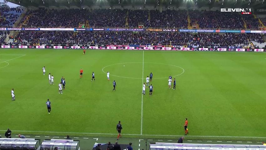 Samenvatting Club Brugge vs. K. Beerschot V.A.