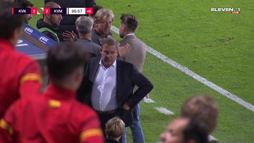 Résumé KV Kortrijk vs. KV Mechelen