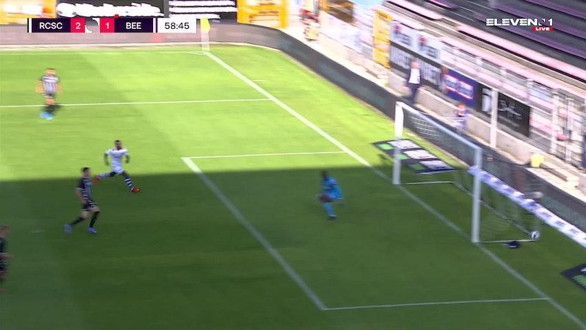 But Raphael Holzhauser (Sporting Charleroi vs. K. Beerschot V.A.)