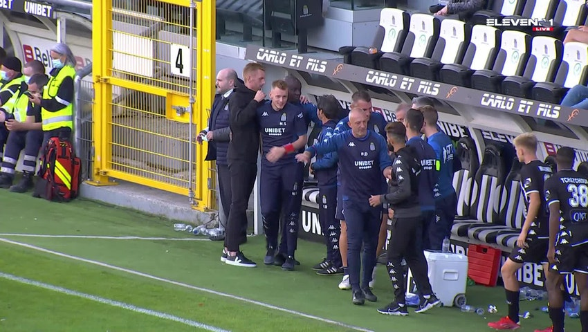 Samenvatting Sporting Charleroi vs. K. Beerschot V.A.