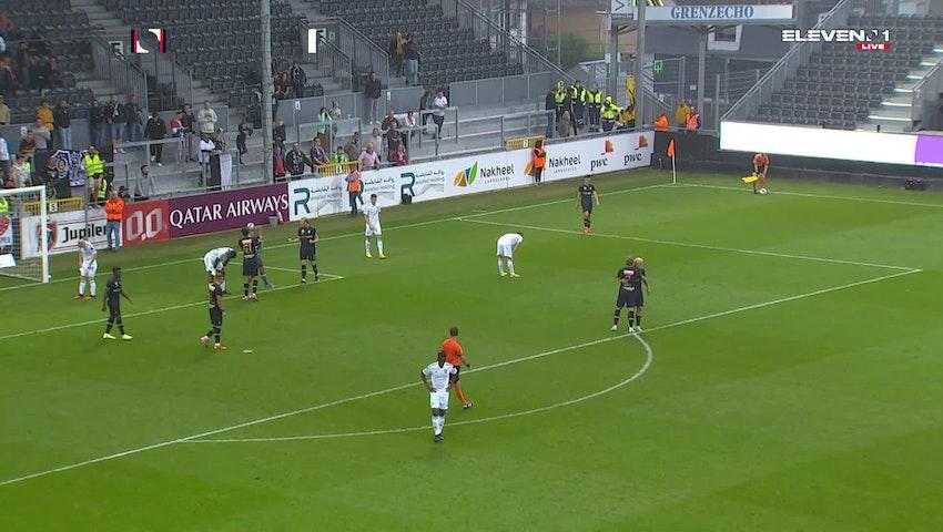 Samenvatting KAS Eupen vs. Royal Antwerp FC