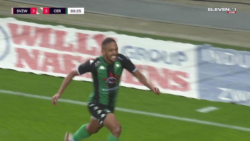 But Victor Alexander da Silva (SV Zulte Waregem vs. Cercle Brugge)