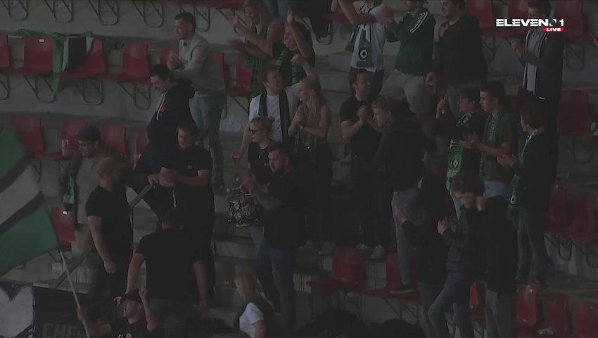 Résumé SV Zulte Waregem vs. Cercle Brugge