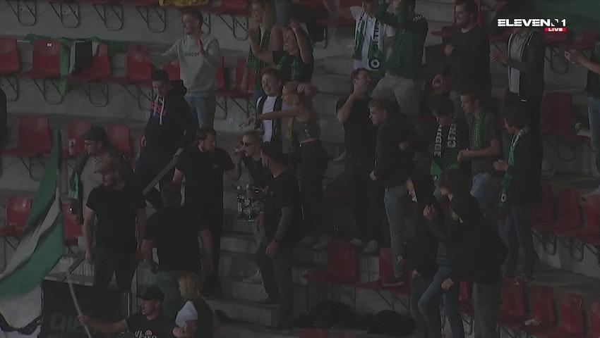 Samenvatting SV Zulte Waregem vs. Cercle Brugge