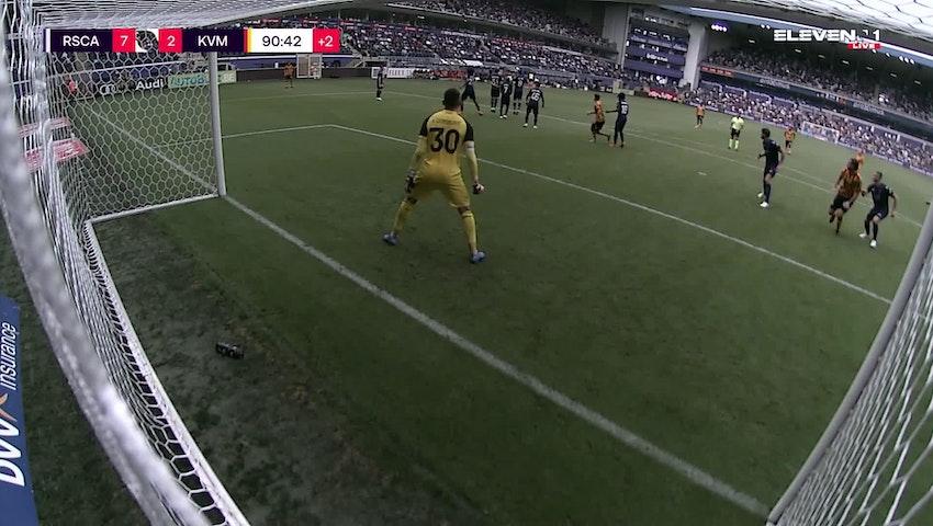 But Onur Kaya (RSC Anderlecht vs. KV Mechelen)