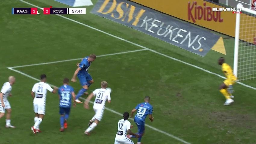 But Laurent Depoitre (KAA Gent vs. Sporting Charleroi)