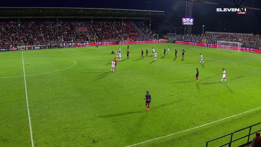 Samenvatting RFC Seraing vs. Standard de Liège