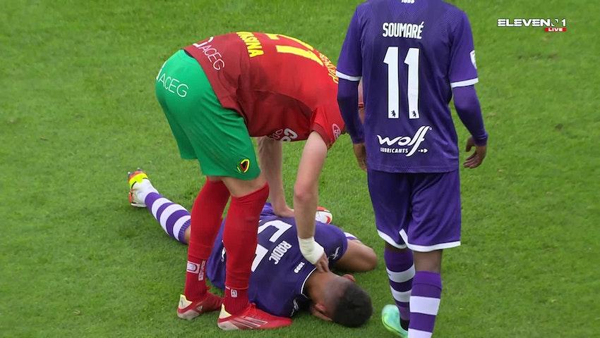 Résumé KV Oostende vs. K. Beerschot V.A.