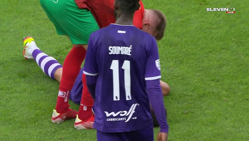 Samenvatting KV Oostende vs. K. Beerschot V.A.