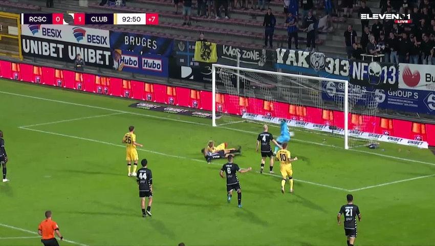 But Charles De Ketelaere (Sporting Charleroi vs. Club Brugge)