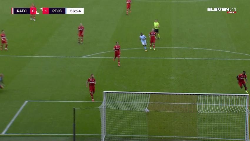 But Georges Mikautadze (Royal Antwerp FC vs. RFC Seraing)