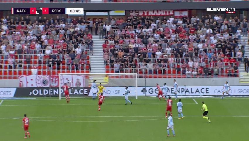 But Pieter Gerkens (Royal Antwerp FC vs. RFC Seraing)