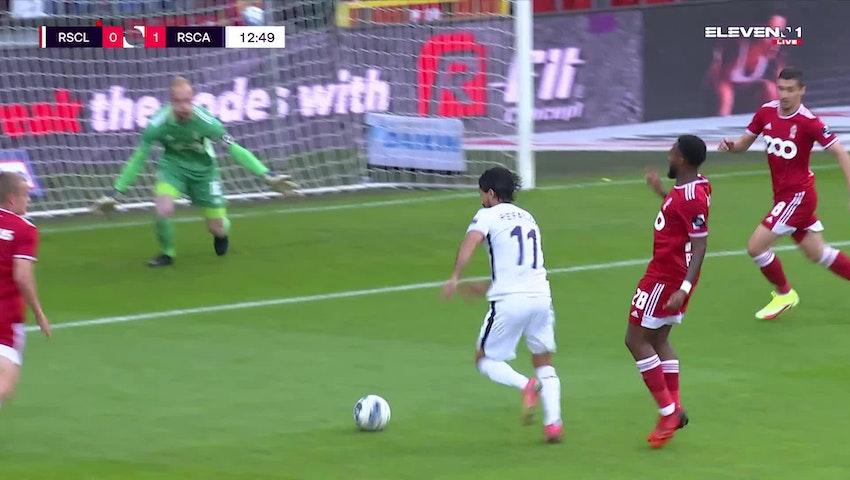 But Lior Refaelov (Standard de Liège vs. RSC Anderlecht)