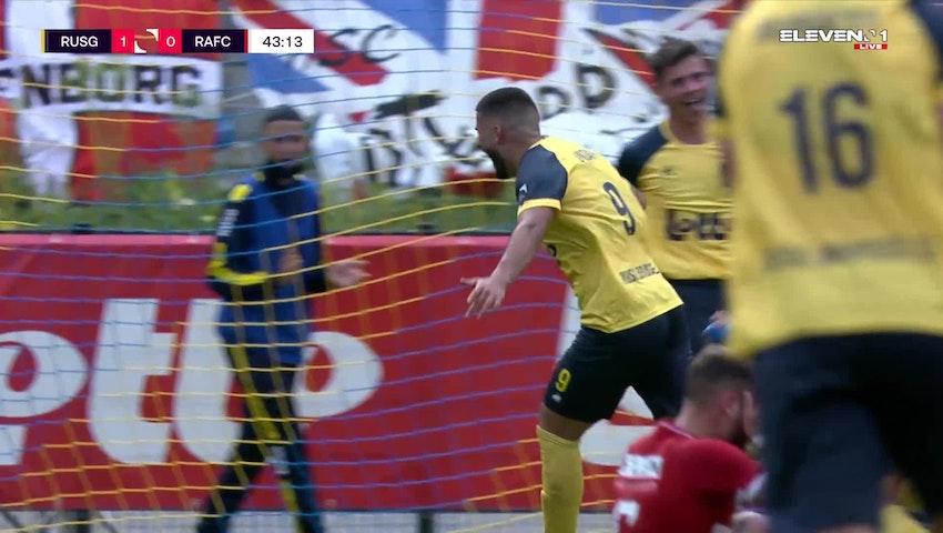Doelpunt Deniz Undav (Union Saint-Gilloise vs. Royal Antwerp FC)