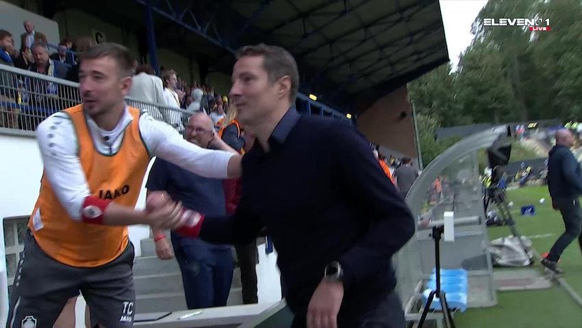 Samenvatting Union Saint-Gilloise vs. Royal Antwerp FC