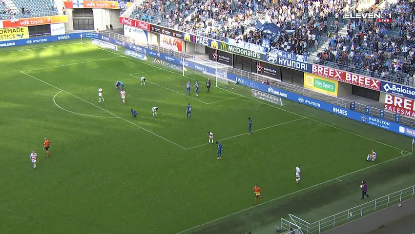 Samenvatting KAA Gent vs. Cercle Brugge